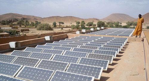 Algeria-solar